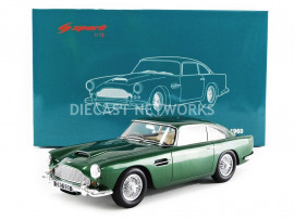 ASTON MARTIN DB4 SERIES II - 1960