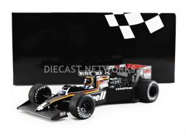 TYRRELL 012 - GP BELGIQUE 1984