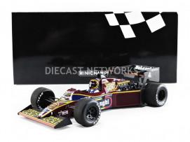 TYRRELL 012 - GP MONACO PRACTICE 1984