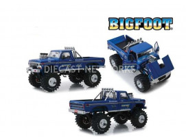 FORD F 250 MONSTER TRUCK - KING OF CRUNCH