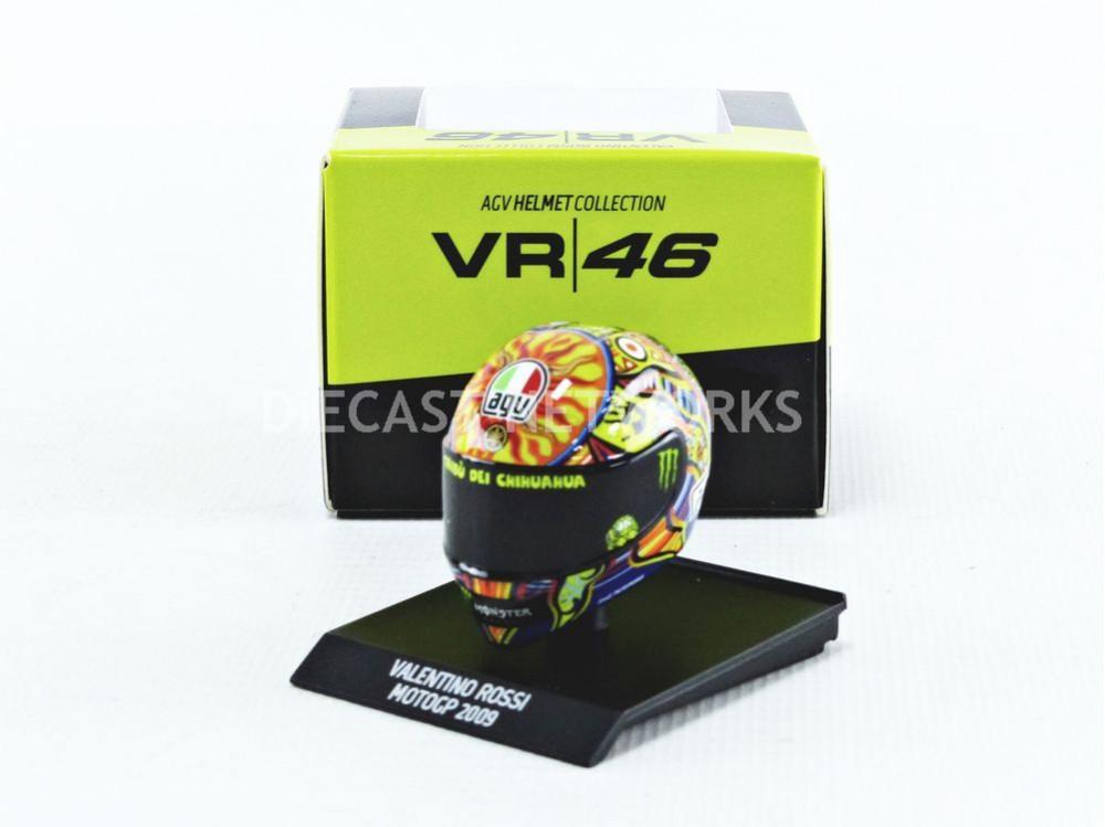 AGV CASQUE MOTO GP - 2009