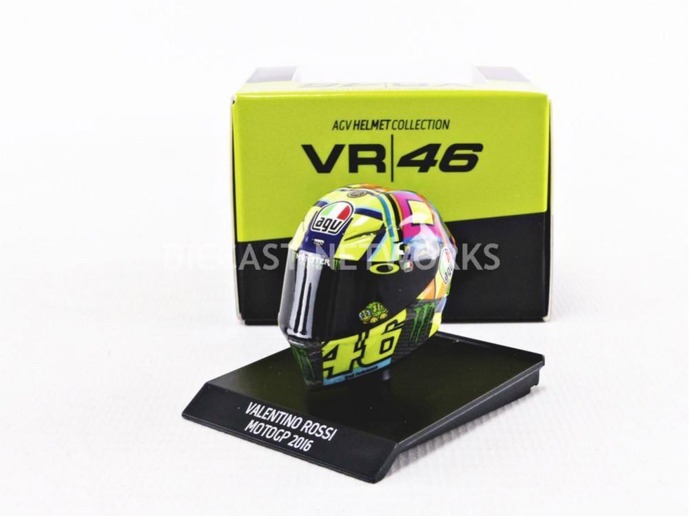 AGV MOTO GP 2016
