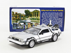 DE LOREAN BACK TO THE FUTURE II