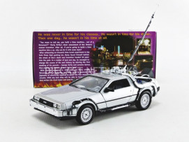 DE LOREAN BACK TO THE FUTURE I