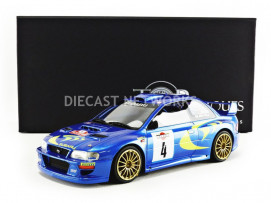 SUBARU IMPREZA S4 WRC - SAN REMO 1998