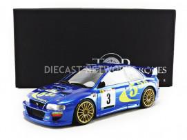 SUBARU IMPREZA S4 WRC - PORTUGAL RALLYE WINNER 1998