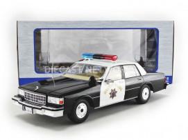 CHEVROLET CAPRICE - POLICE - 1985