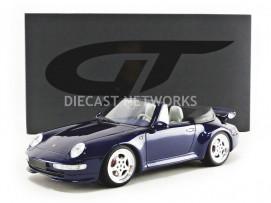PORSCHE 911 / 993 TURBO CABRIOLET - 1995