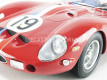 FERRARI 250 GTO - LE MANS 1962