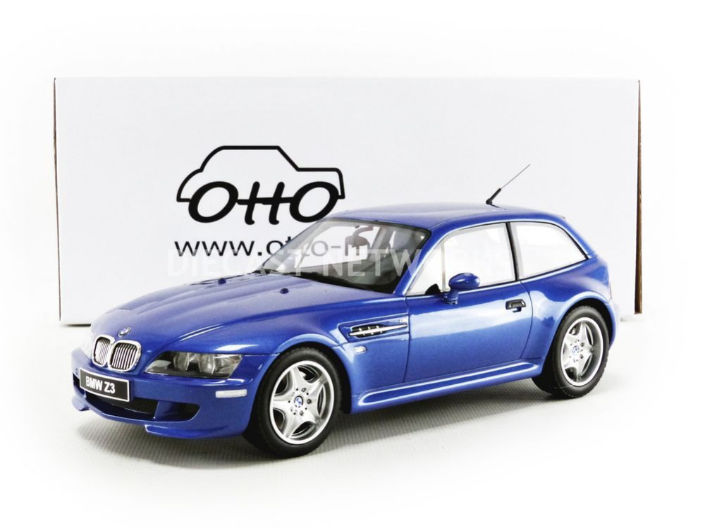 BMW Z3 M COUPE 3.2 - 1999