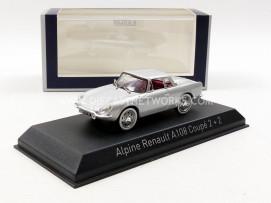 ALPINE - RENAULT A 108 COUPE 2+2 - 1961