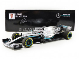 MERCEDES - BENZ F1 W10 EQ POWER+ - WORLD CHAMPION 2019