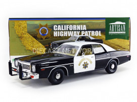 DODGE CORONET - CALIFORNIA HIGHWAY PATROL 1975