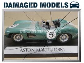 ASTON MARTIN DBR 1 - WINNER 24H LE MANS 1959 - CMR113