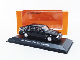ALFA-ROMEO 75 V6 AMERICA - 1987