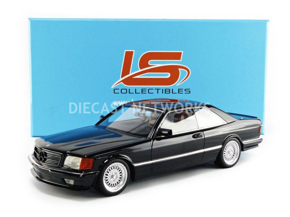 MERCEDES-BENZ 560 SEC LORINSER - 1987