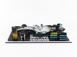 MERCEDES-BENZ F1 W10 EQ POWER - GP USA 2019