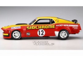 FORD MUSTANG - SIDCHROME 1969