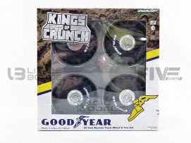 ACCESSOIRES ROUES MONSTER TRUCK GOODYEAR