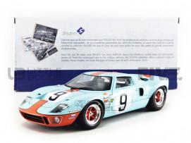 FORD GT40 MK1 - WINNER LE MANS 1968
