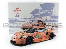 PORSCHE 911 RSR - WINNER LMGTE PRO LE MANS 2018