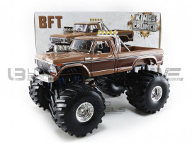 FORD F 350 MONSTER TRUCK - KING OF CRUNCH 1979