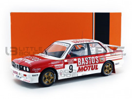 BMW M3 E30 - TOUR DE CORSE 1988