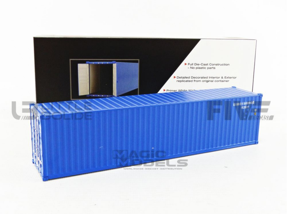 ACCESSOIRES CONTAINER 40 FT