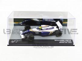 WILLIAMS RENAULT FW16 - GP BRESIL 1994