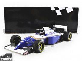 WILLIAMS RENAULT FW16 - GP BRESIL - 1994