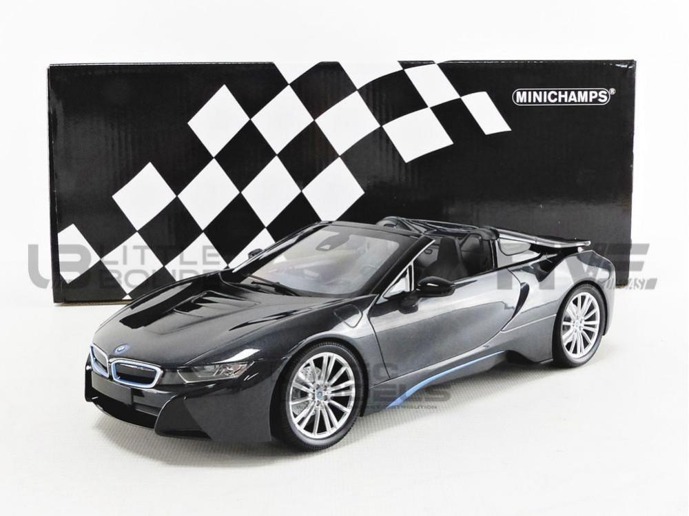 BMW I8 ROADSTER - 2017