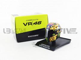 AGV CASQUE ROSSI - MOTO GP MUGELLO 2014
