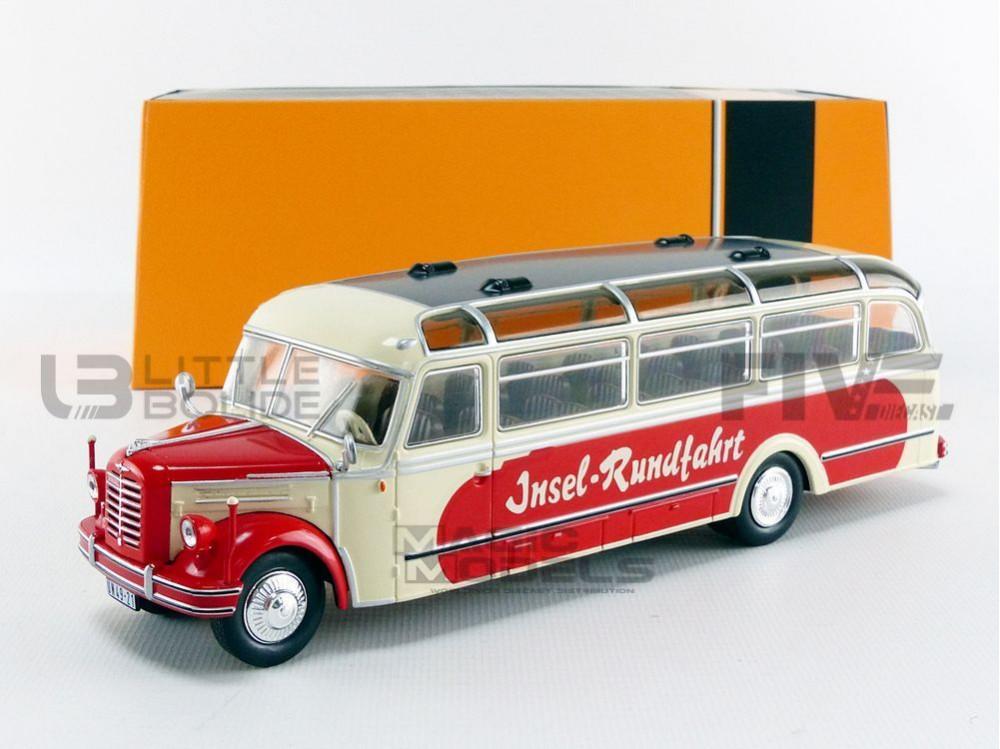 BORGWARD BO 4000 - 1952