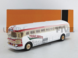 GMC PD 3751 TRAILWAYS - 1955
