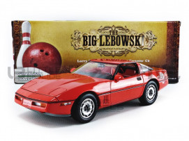 CHEVROLET CORVETTE C4 COUPE - THE BIG LEBOWSKI - 1984