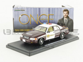 FORD CROWN VICTORIA POLICE - ONCE UPON A TIME