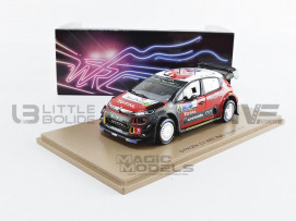 CITROEN C3 WRC - MEXIQUE 2018