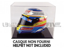 BOITE-VITRINE SHOW-CASE 1/2 FOR MINI HELMET