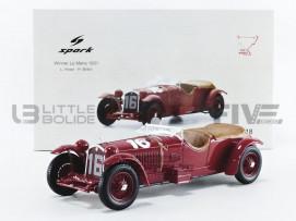 ALFA-ROMEO 8C - WINNER LE MANS 1931