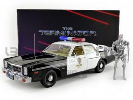 DODGE MONACO METROPOLITAN POLICE - TERMINATOR 1984