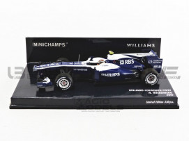 WILLIAMS COSWORTH FW32 - 2010