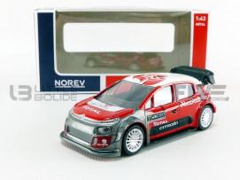 CITROEN C3 WRC PRESENTATION - 2017
