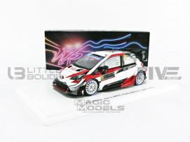 TOYOTA YARIS WRC - MONTE CARLO 2020