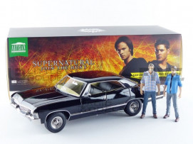 CHEVROLET IMPALA SPORT SEDAN - SERIE SUPERNATURAL - 1967