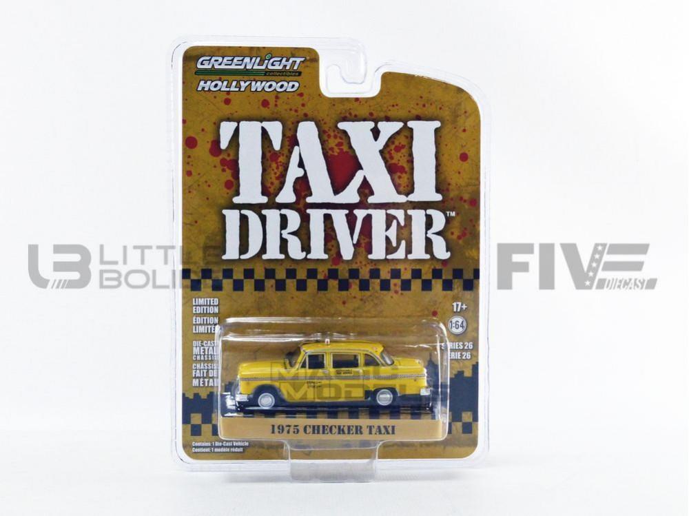 CHECKER TRAVIS BICKLE'S TAXI - 1975