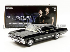 CHEVROLET IMPALA SPORT SEDAN - SUPERNATURAL - 1967