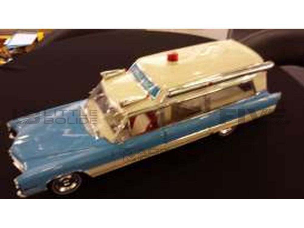 CADILLAC AMBULANCE HIGH TOP - 1959