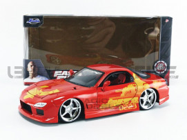 MAZDA RX-7 - FAST AND FURIOUS