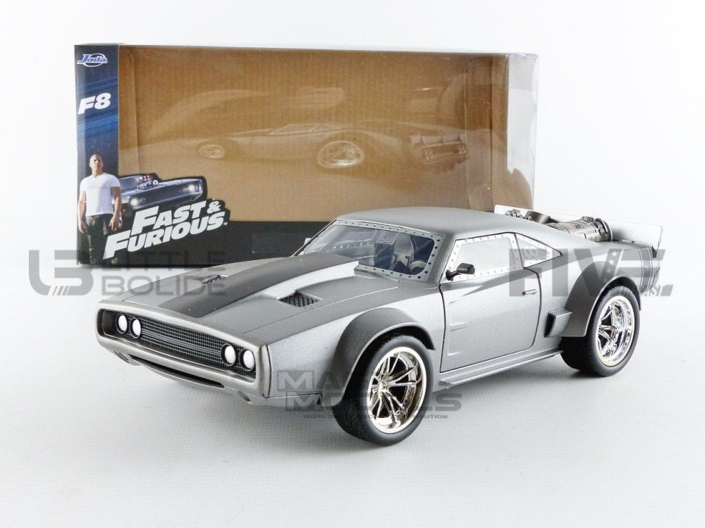 Dodge Ice Charger Dom Fast And Furious 8 Little Bolide