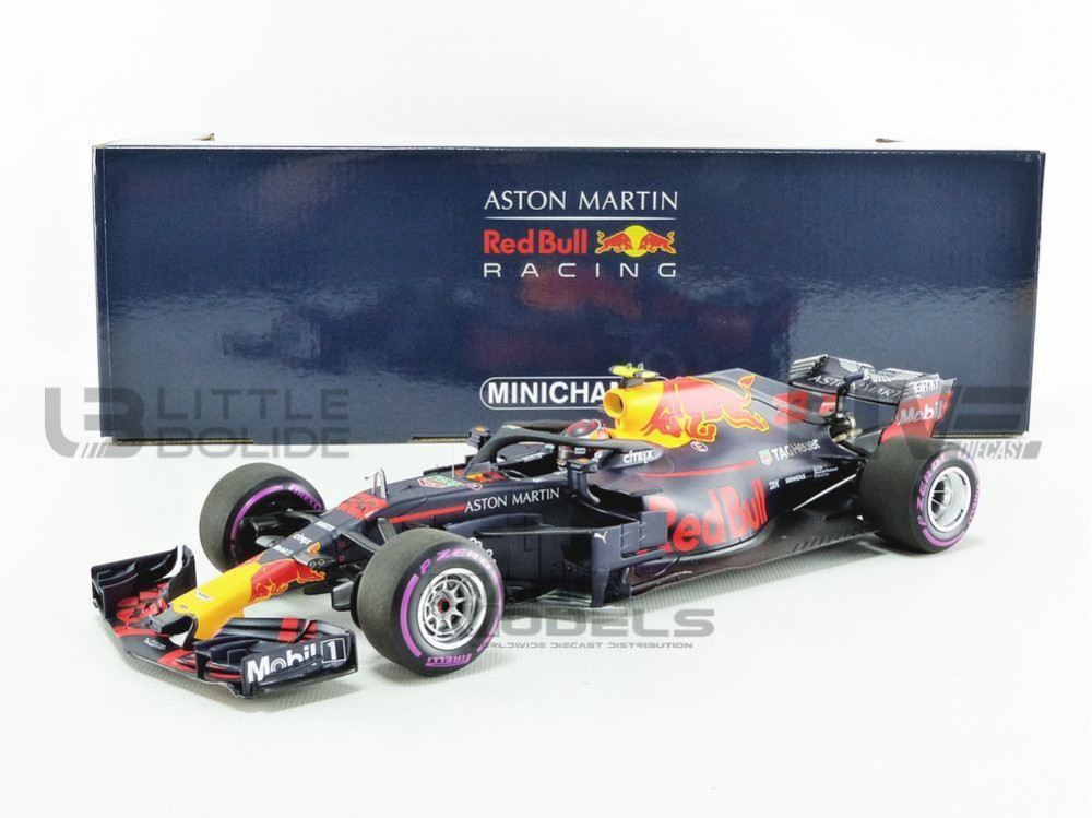 RED BULL RB14 TAG HEUER - WINNER GP MEXIQUE 2018